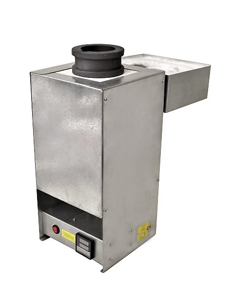 R9D-1000 Aluminium Melting Furnace