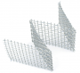 """""""W"""" PRE-SHAPED Stainless Steel Woven Mesh Stand For Firing Beads"""