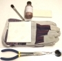 Tool Set For Beginners For Surface-Treating Kilns
