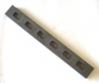 0.54 Oz (17 Gr) x 6 Traditional Bars Graphite Moulds